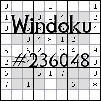 Виндоку №236048