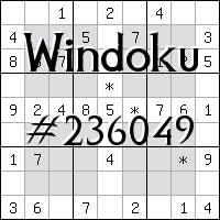 Виндоку №236049