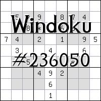 Виндоку №236050