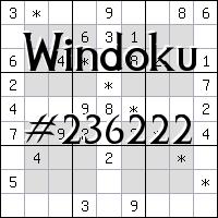 Виндоку №236222