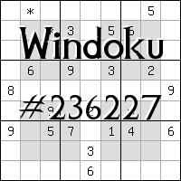 Виндоку №236227
