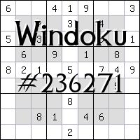 Виндоку №236271
