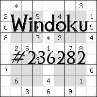 Виндоку №236282