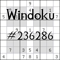 Виндоку №236286