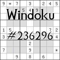 Виндоку №236296
