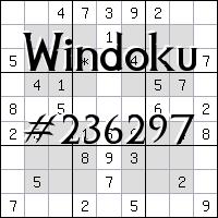 Виндоку №236297