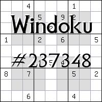 Виндоку №237348