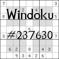 Виндоку №237630