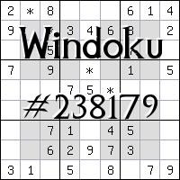 Виндоку №238179