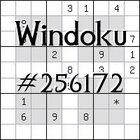 Виндоку №256172