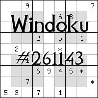 Виндоку №261143