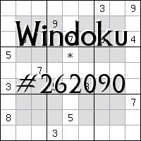Виндоку №262090