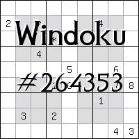 Виндоку №264353