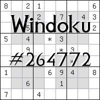 Виндоку №264772