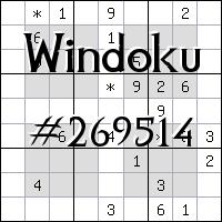 Виндоку №269514