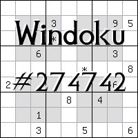 Виндоку №274742