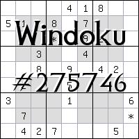 Виндоку №275746
