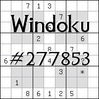 Виндоку №277853