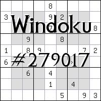 Виндоку №279017