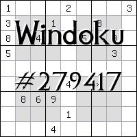 Виндоку №279417