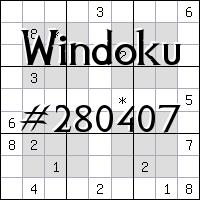 Виндоку №280407