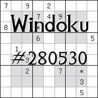 Виндоку №280530
