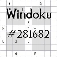 Виндоку №281682
