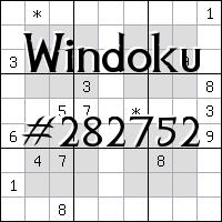 Виндоку №282752
