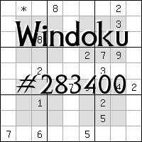 Виндоку №283400