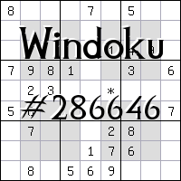 Виндоку №286646