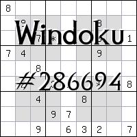 Виндоку №286694
