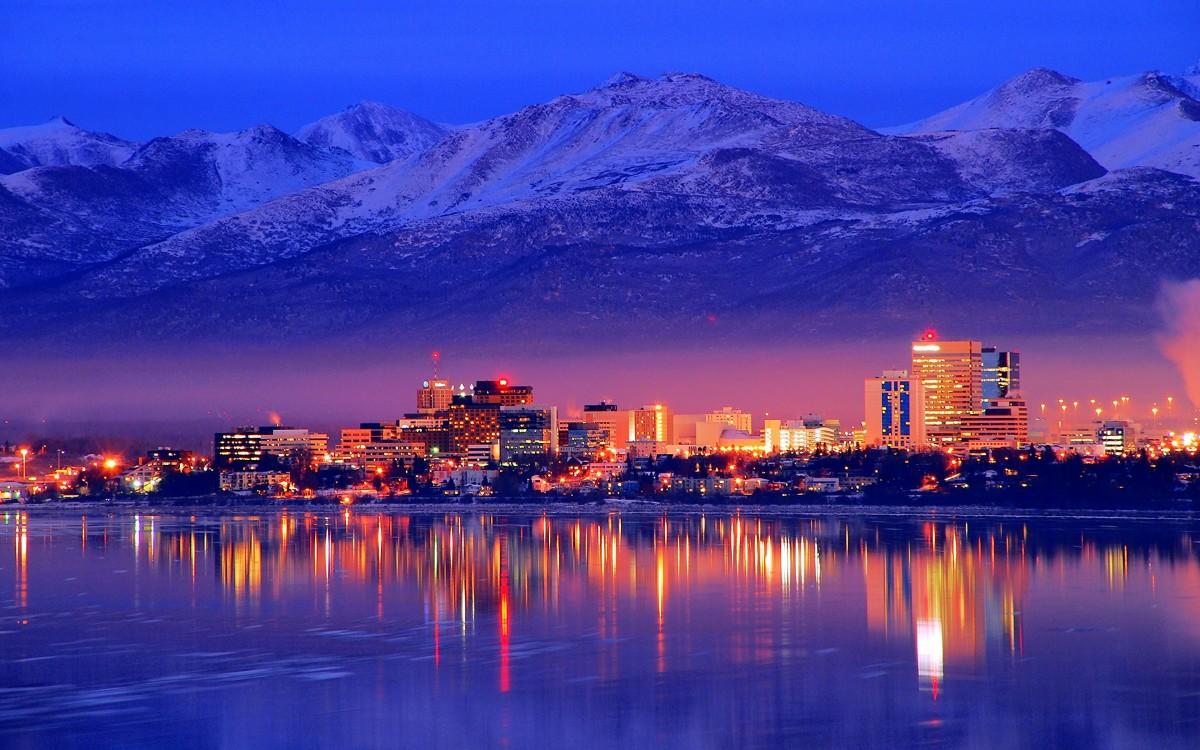 Пазл Anchorage