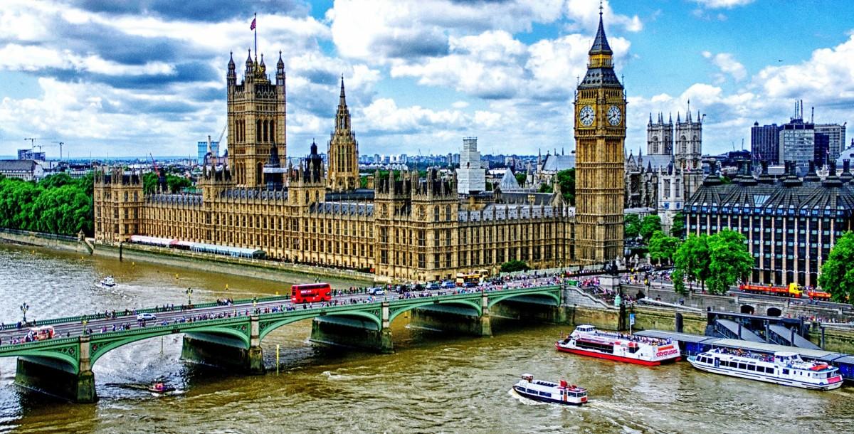 Пазл Собирать пазлы онлайн - Англия