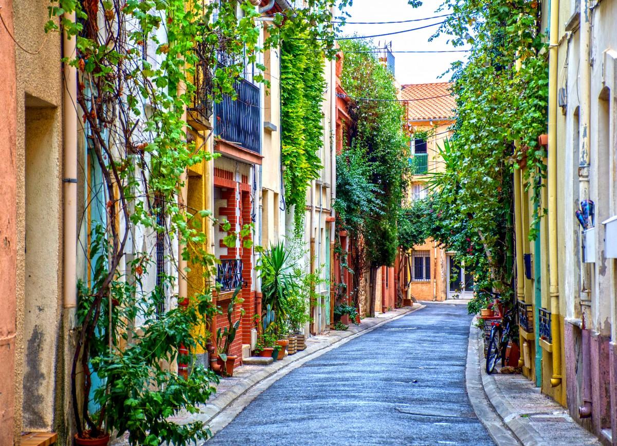 Пазл Собирать пазлы онлайн - Аржелеc Франция