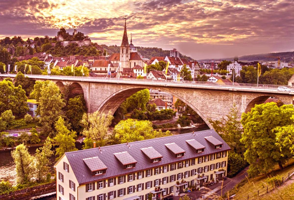 Пазл Собирать пазлы онлайн - Баден-Баден Германия