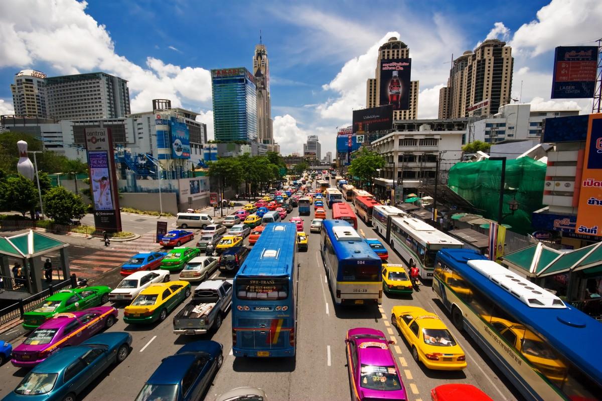 Пазл Собирать пазлы онлайн - Бангкок