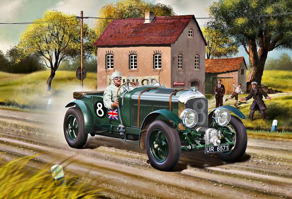 Пазл Собирать пазлы онлайн - Bentley