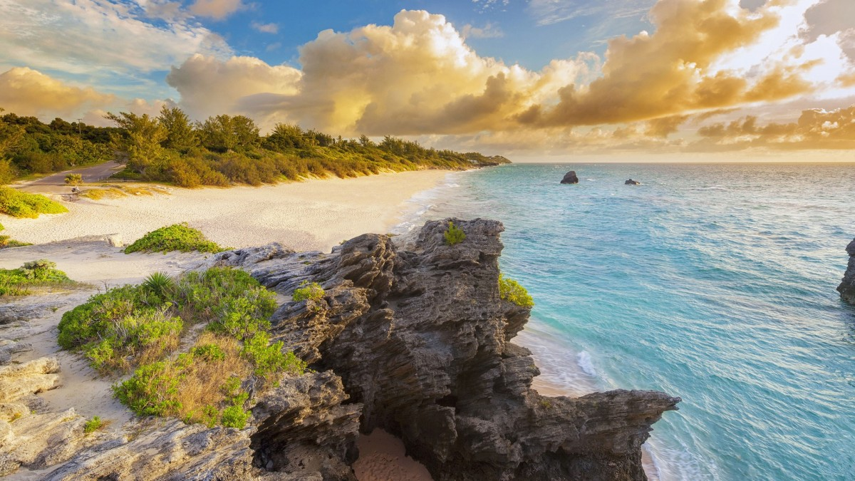 Пазл Собирать пазлы онлайн - Берег моря