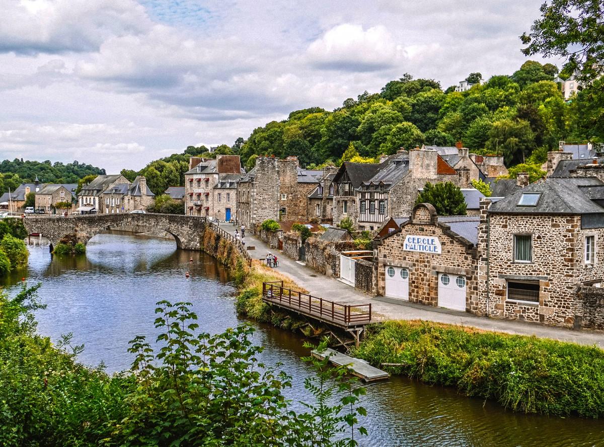 Пазл Бретань Франция