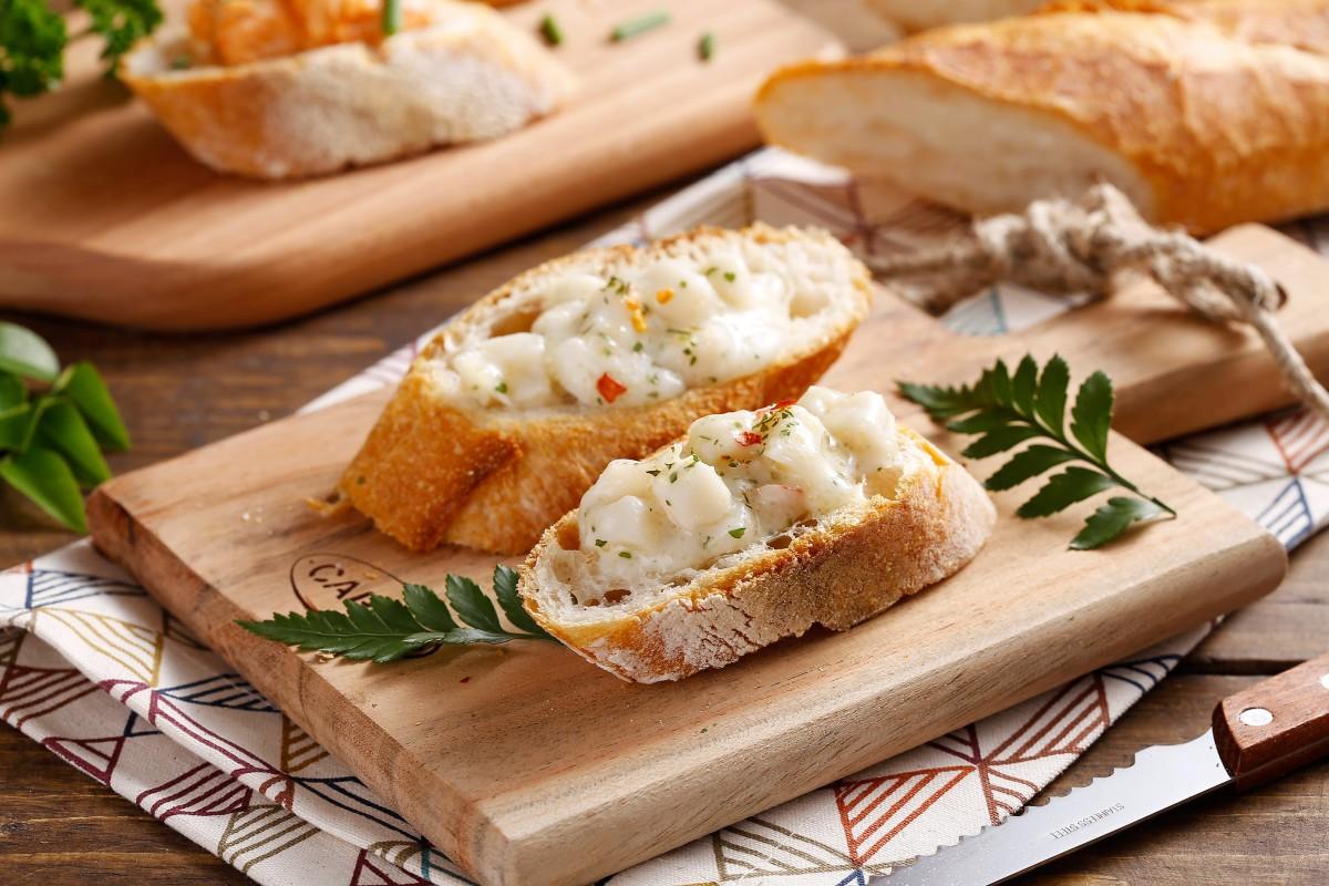 Пазл Собирать пазлы онлайн - Бутерброды к завтраку