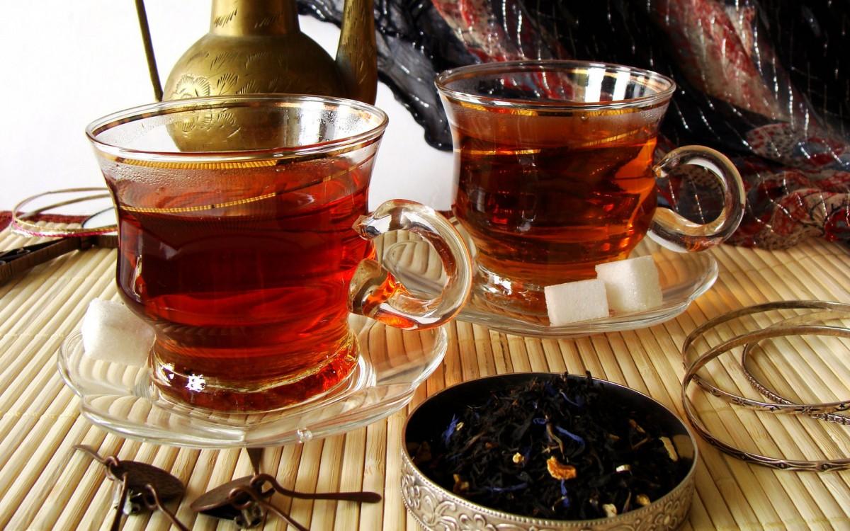 Пазл Собирать пазлы онлайн - Чай