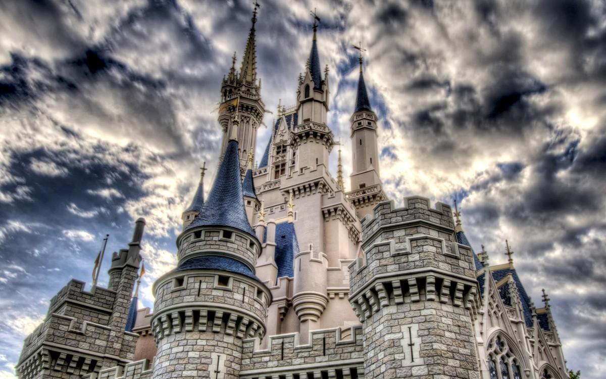 Пазл Собирать пазлы онлайн - DisneyLand
