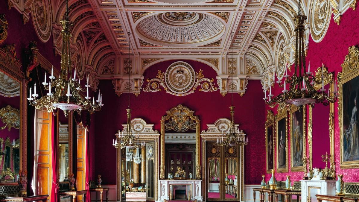 Пазл Собирать пазлы онлайн - Дворец в Стокгольме