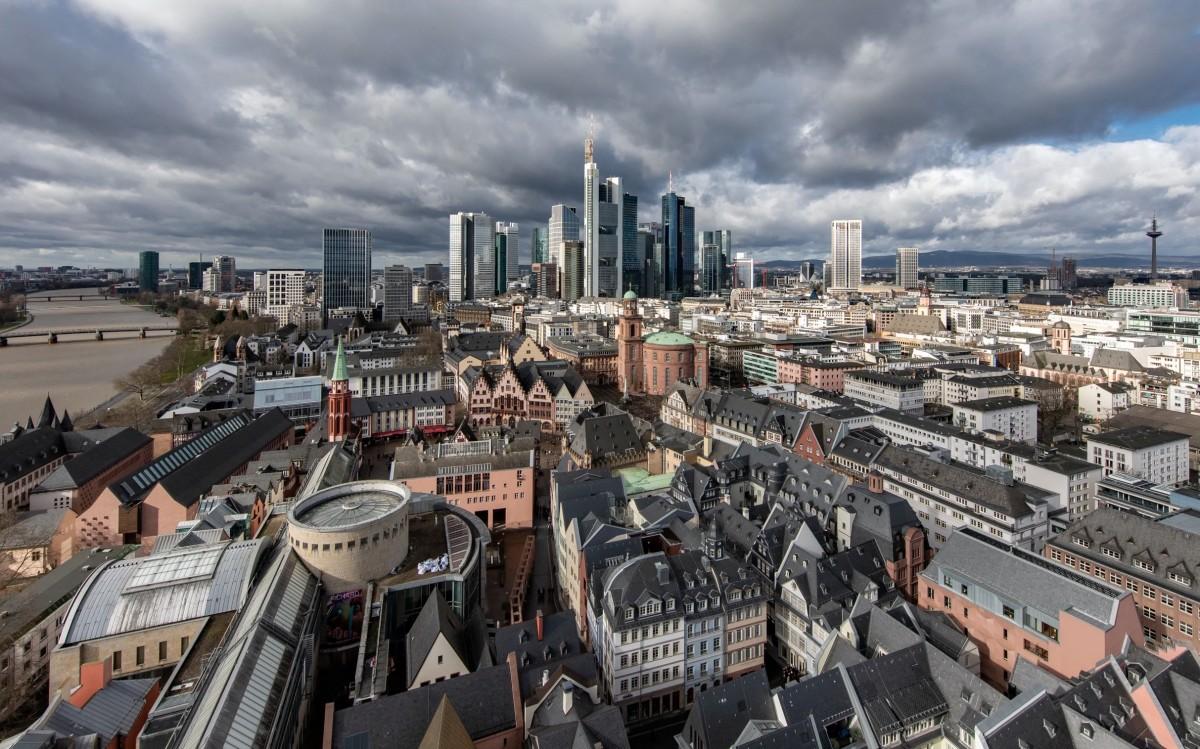 Пазл Собирать пазлы онлайн - Франкфурт-на-Майне