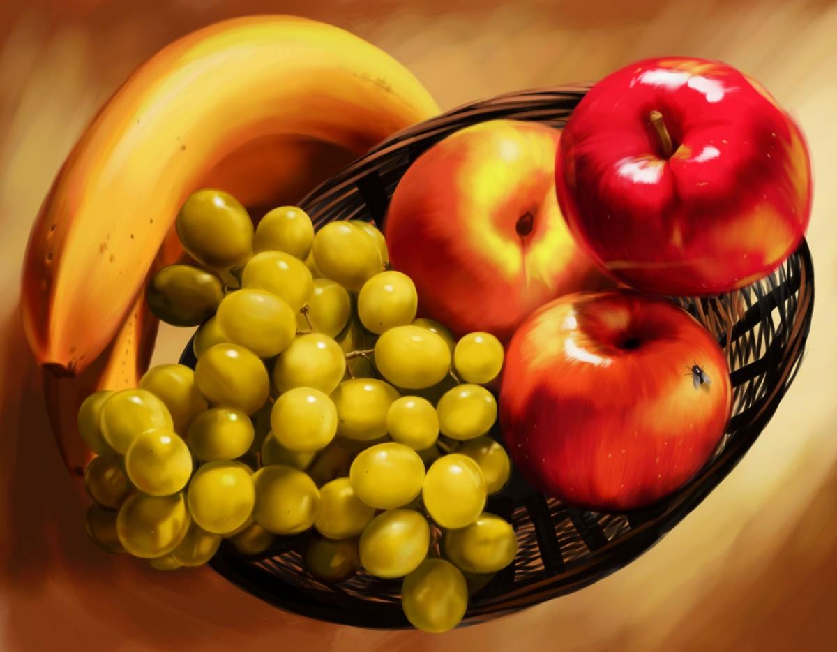 Пазл Собирать пазлы онлайн - Фрукты и ягоды