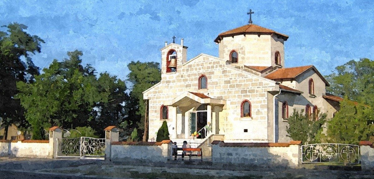 Пазл Собирать пазлы онлайн - Греция