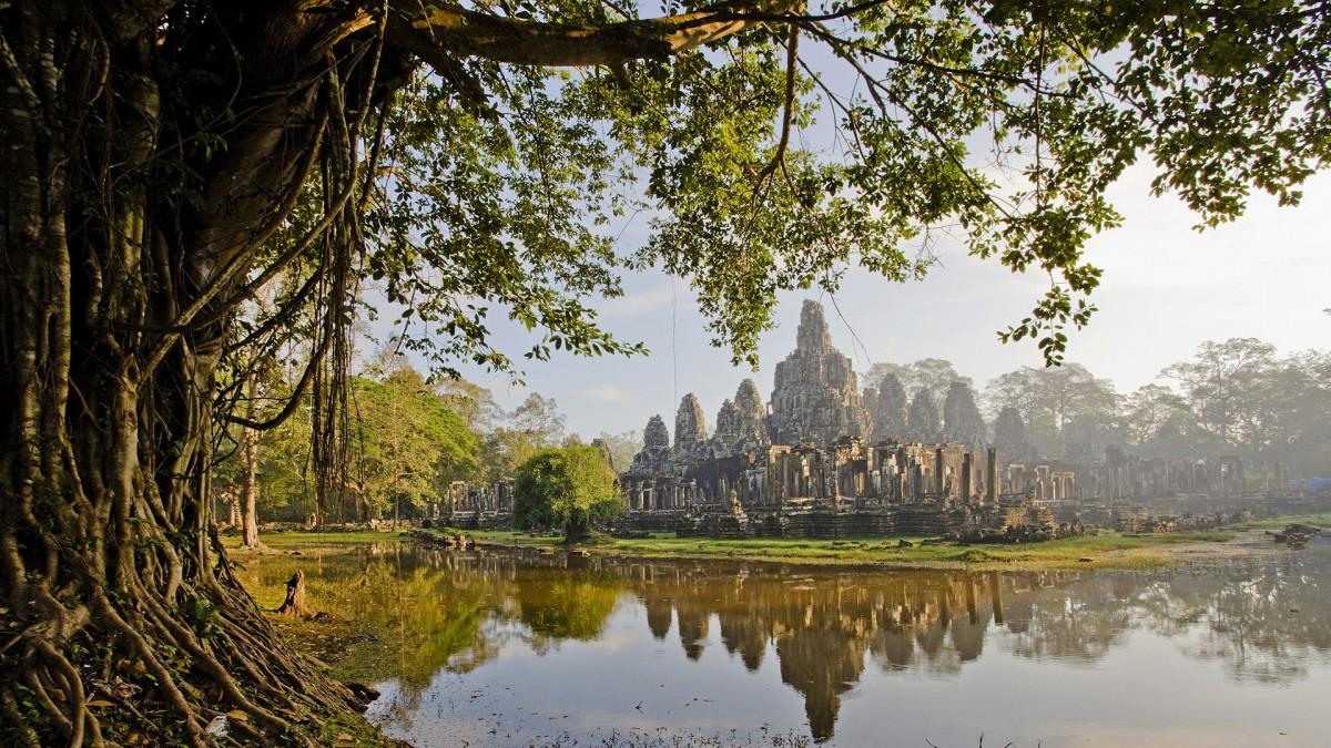 Пазл Собирать пазлы онлайн - Камбоджа