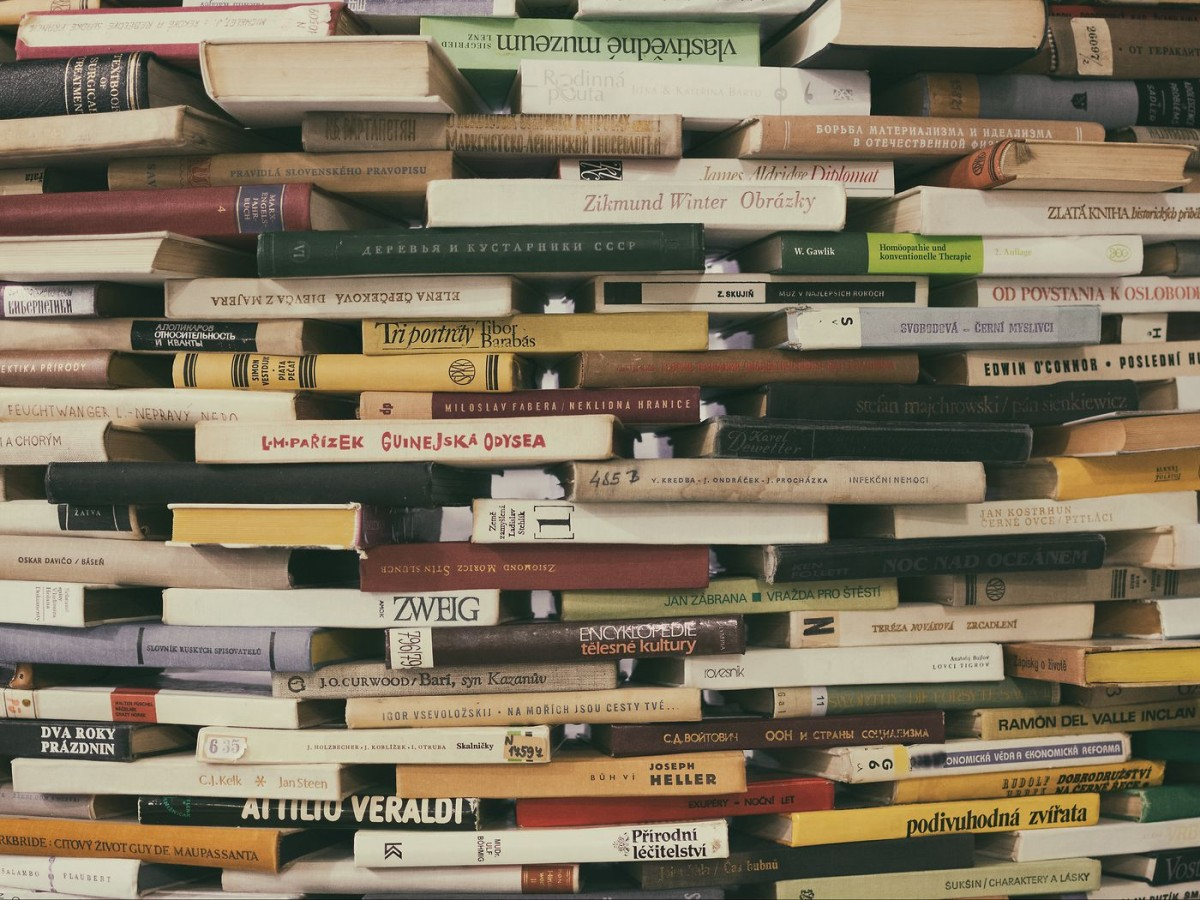 Пазл Собирать пазлы онлайн - Книги