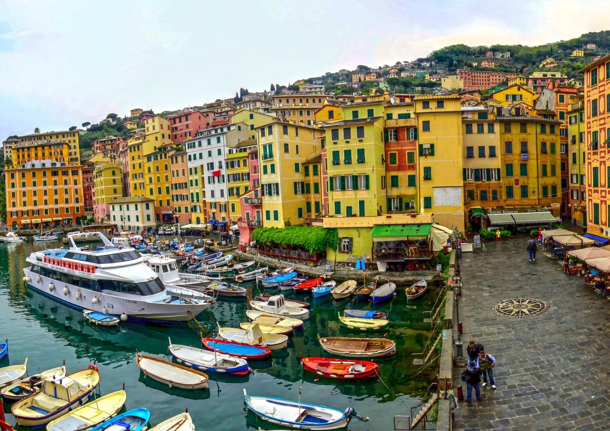 Пазл Собирать пазлы онлайн - Котуло Италия