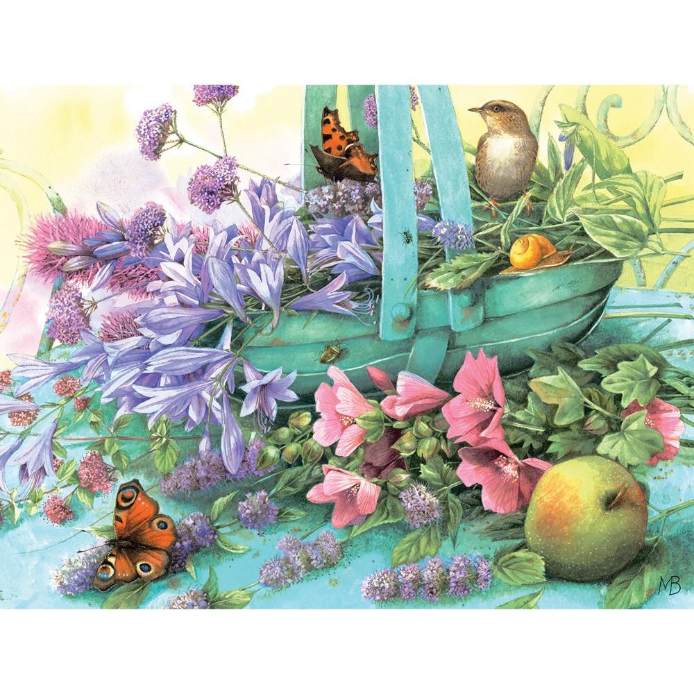 Пазл Летние цветы